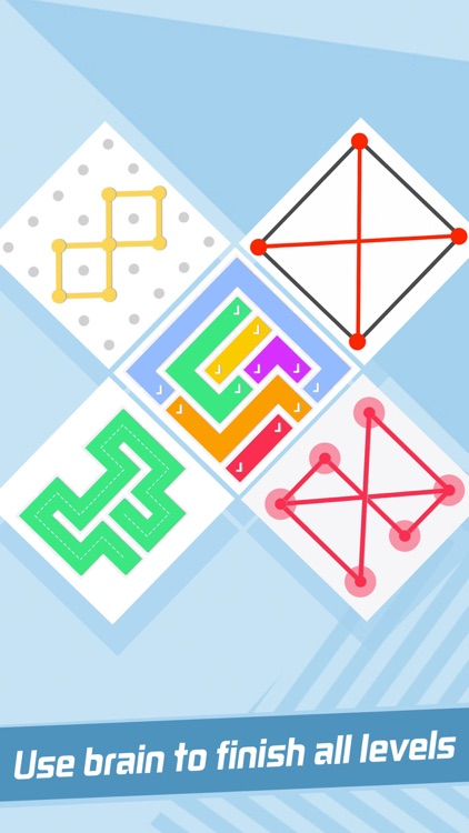 Hello Lines - relaxing puzzles
