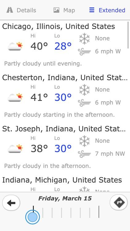 Highway Weather screenshot-3