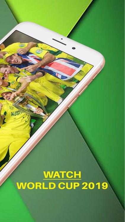 Live Cricket TV World Cup 2019 screenshot-7