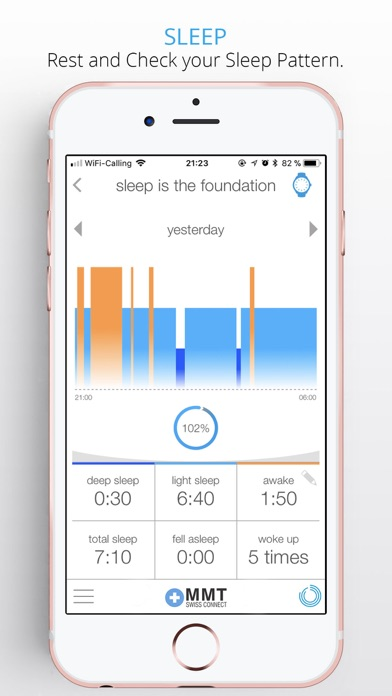 MMT-365 Smartwatches screenshot four