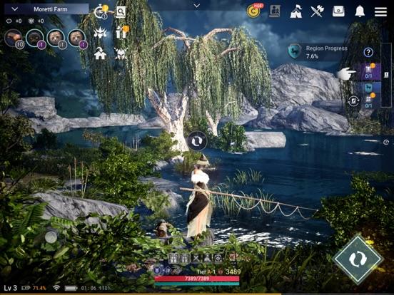 Black Desert Mobile screenshot 11