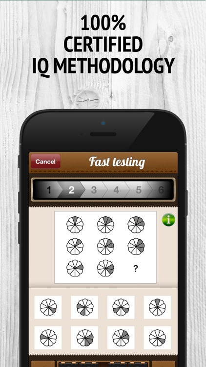 IQ Test: Brain Cognitive Games screenshot-3