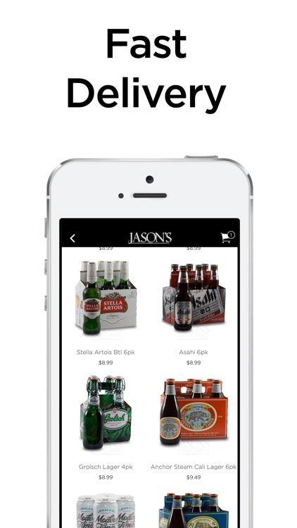 Jasons Wine & Spirits