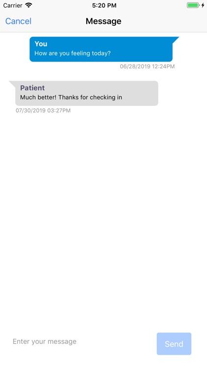 CaregiverConnect Mobile screenshot-4