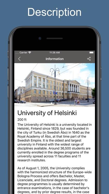 Finland 2020 — offline map screenshot-4