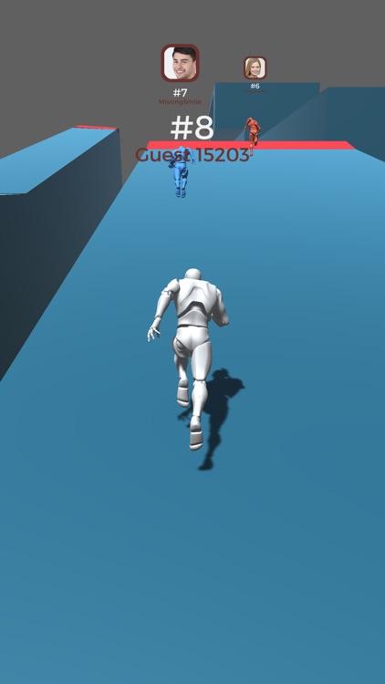 Urban Race 3D screenshot-3