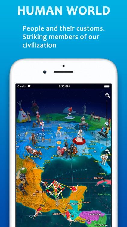 Earth 3D - World Atlas screenshot-3