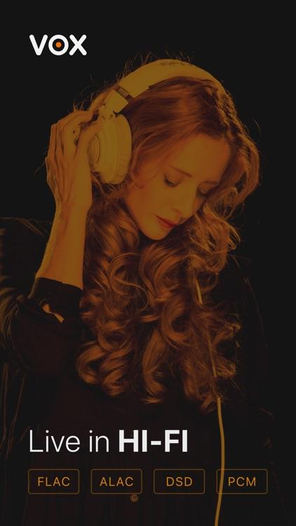 VOX – MP3 & FLAC Music Player screenshot-3