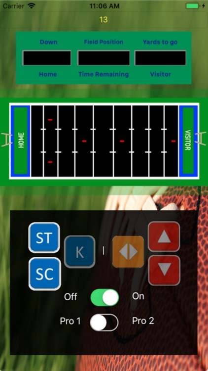 Vintage FootBall Game screenshot-3