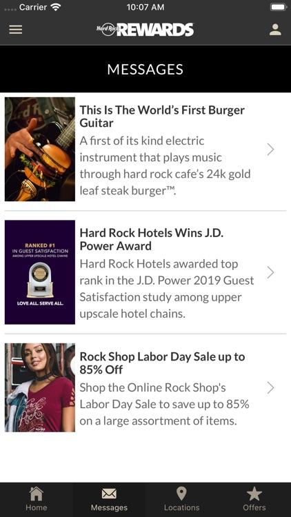 Hard Rock Rewards screenshot-4