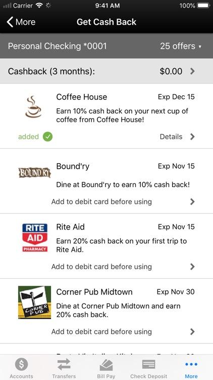MHVFCU Mobile Banking screenshot-6