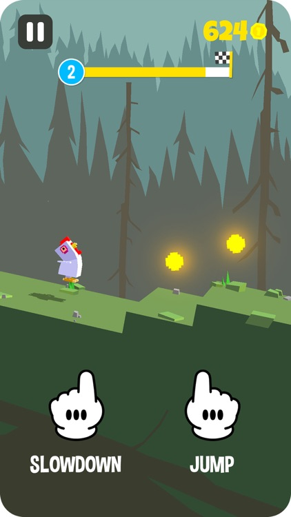 Bouncy Hills screenshot-3