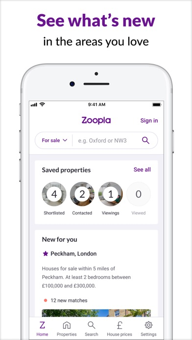 Zoopla Preview screenshot three