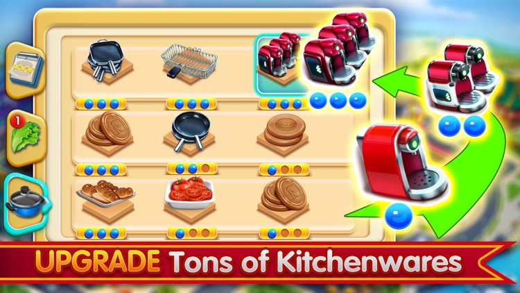 Cooking City - Chef's Game screenshot-6