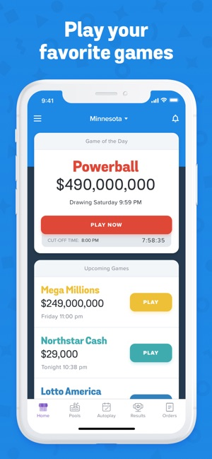 Jackpocket - Play the Lottery on the App Store