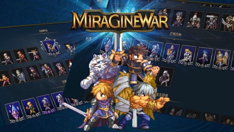 Miragine War screenshot-0