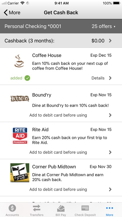 5Star Bank Mobile Banking screenshot-6