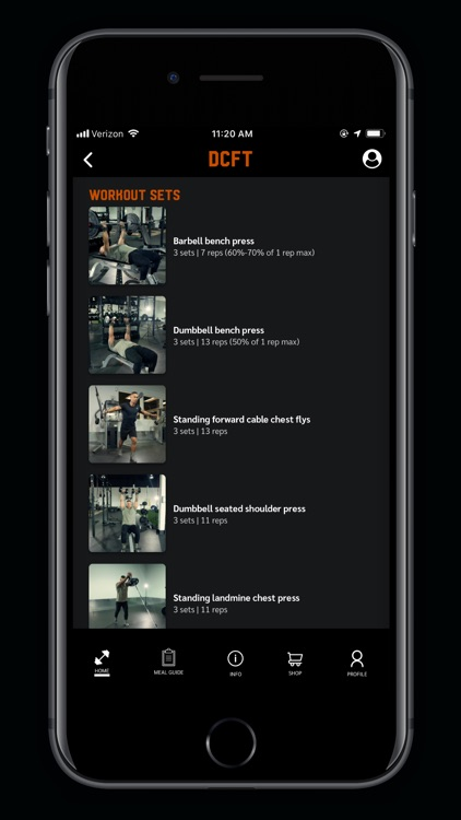 Diamond Cut Fitness Training screenshot-3