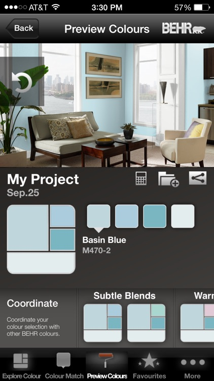 ColourSmart by BEHR™ Canada screenshot-4