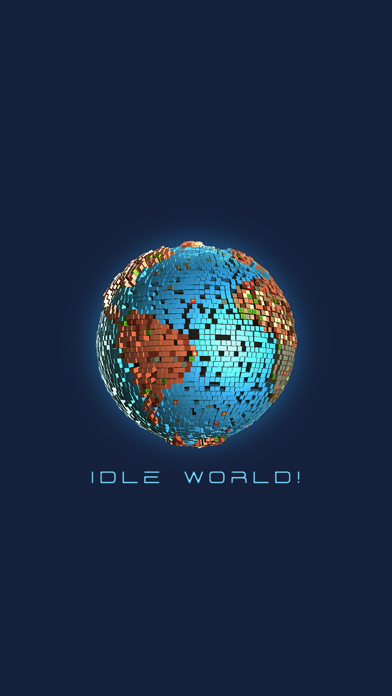 Screenshot for Idle World ! in United States App Store