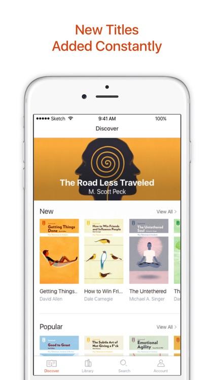 Instaread - Audio & Text screenshot-4