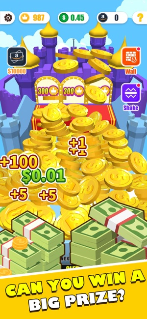 Coin Pusher Lucky Game On The App Store