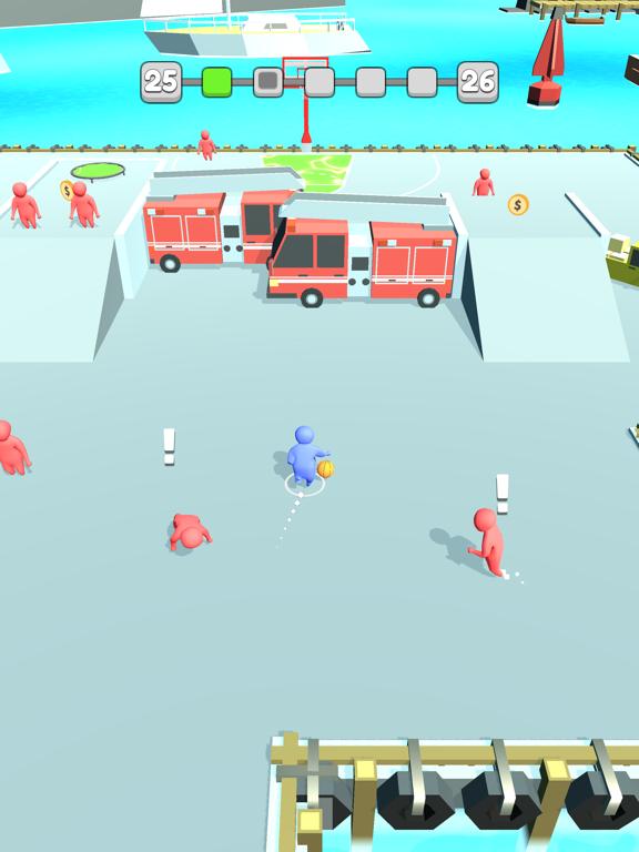 Basket Dunk 3D screenshot 9