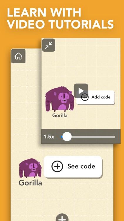 Hopscotch: Coding for kids
