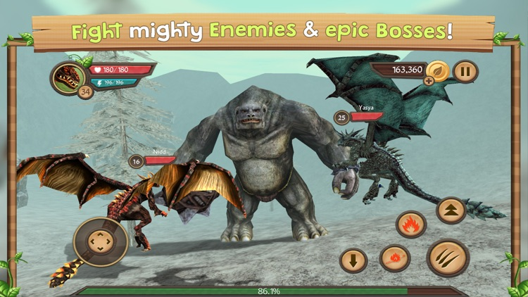 Dragon Sim Online screenshot-4