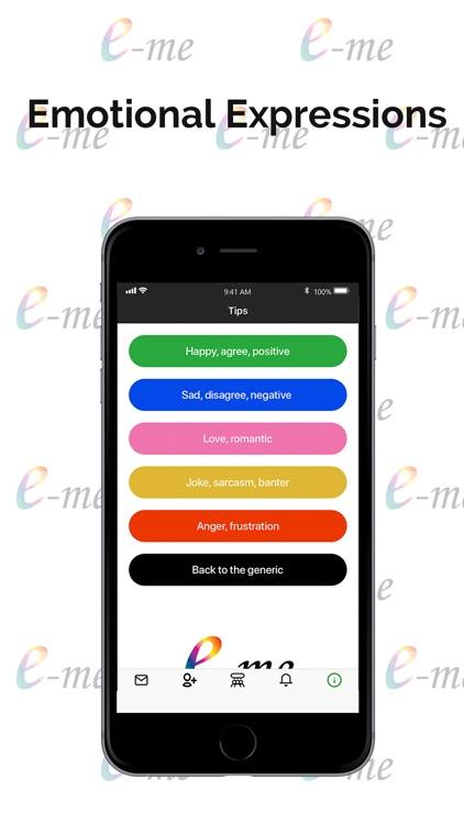 e-me screenshot-5