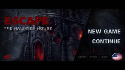 Escape The haunted house screenshot one