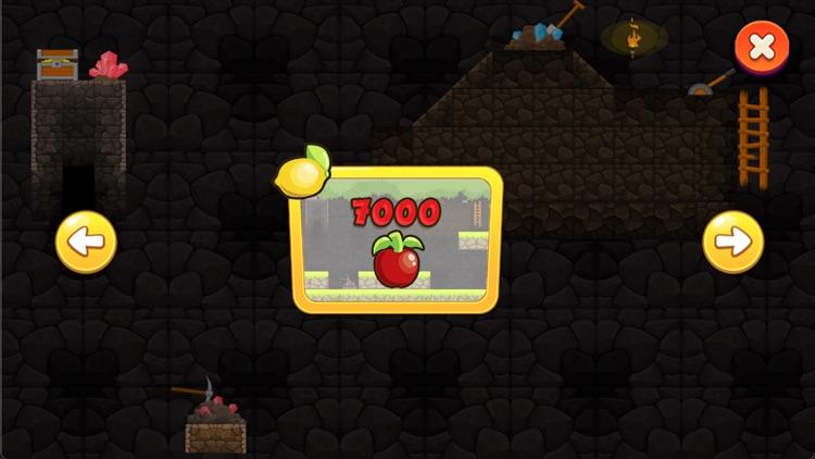 Smart Turtle Fruit Runing Game screenshot-7