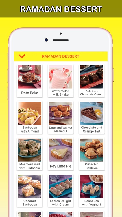 Ramadan Recipes Latest رمضان screenshot-7