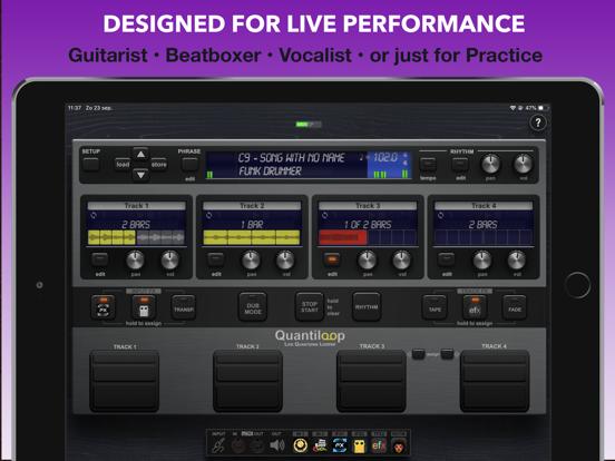 Quantiloop Pro - Live Looper