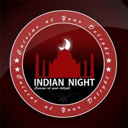 Indian Night Restaurant App