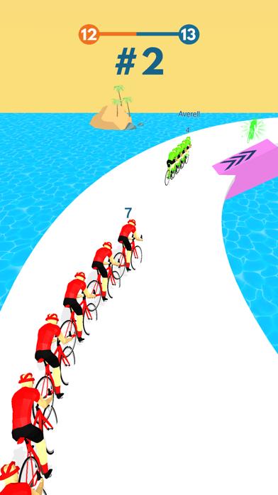 Cycling Stack Race screenshot 5