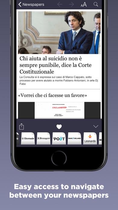 Italian Newspapers 3