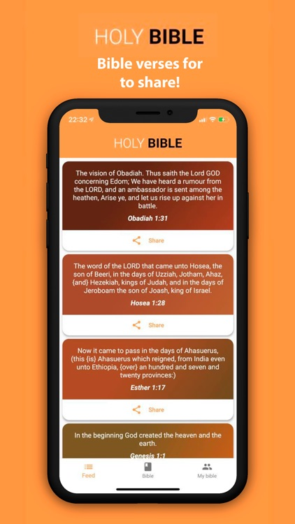 Holy Bible KJV & BBE