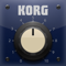App Icon for KORG iPolysix for iPad App in Denmark IOS App Store