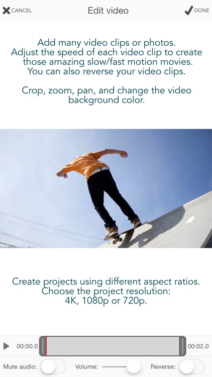 Videocraft - Video Editor Pro