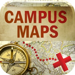 Campus Maps on the App Store on