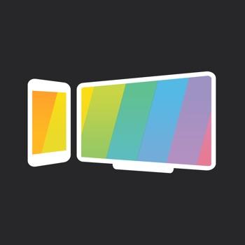 Screen Mirroring App Logo