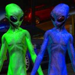 Alien Neighbor Gang Wars 2020