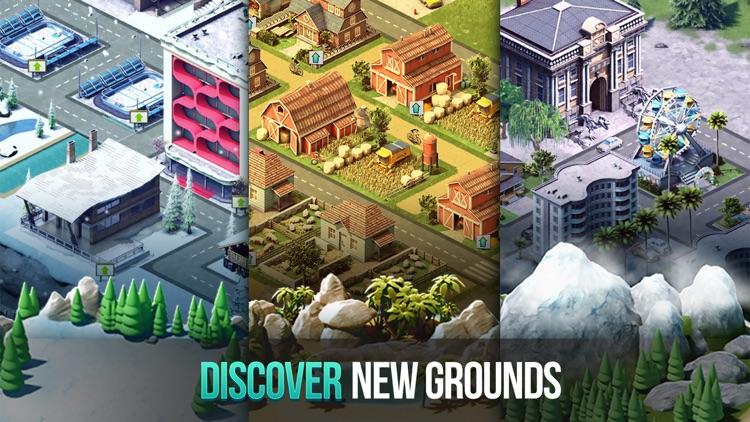City Island 4 Simulation Town screenshot-3