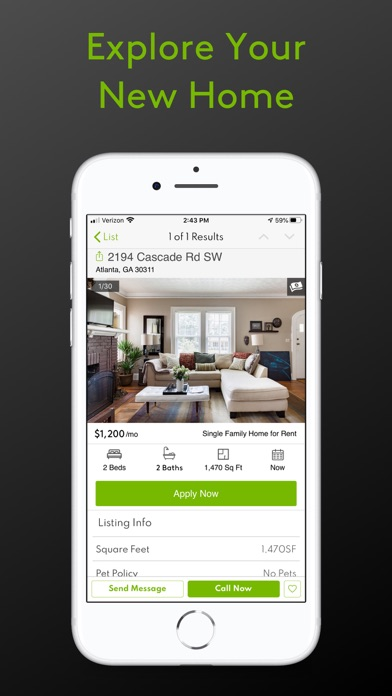 Apartmentscom Rentals review screenshots