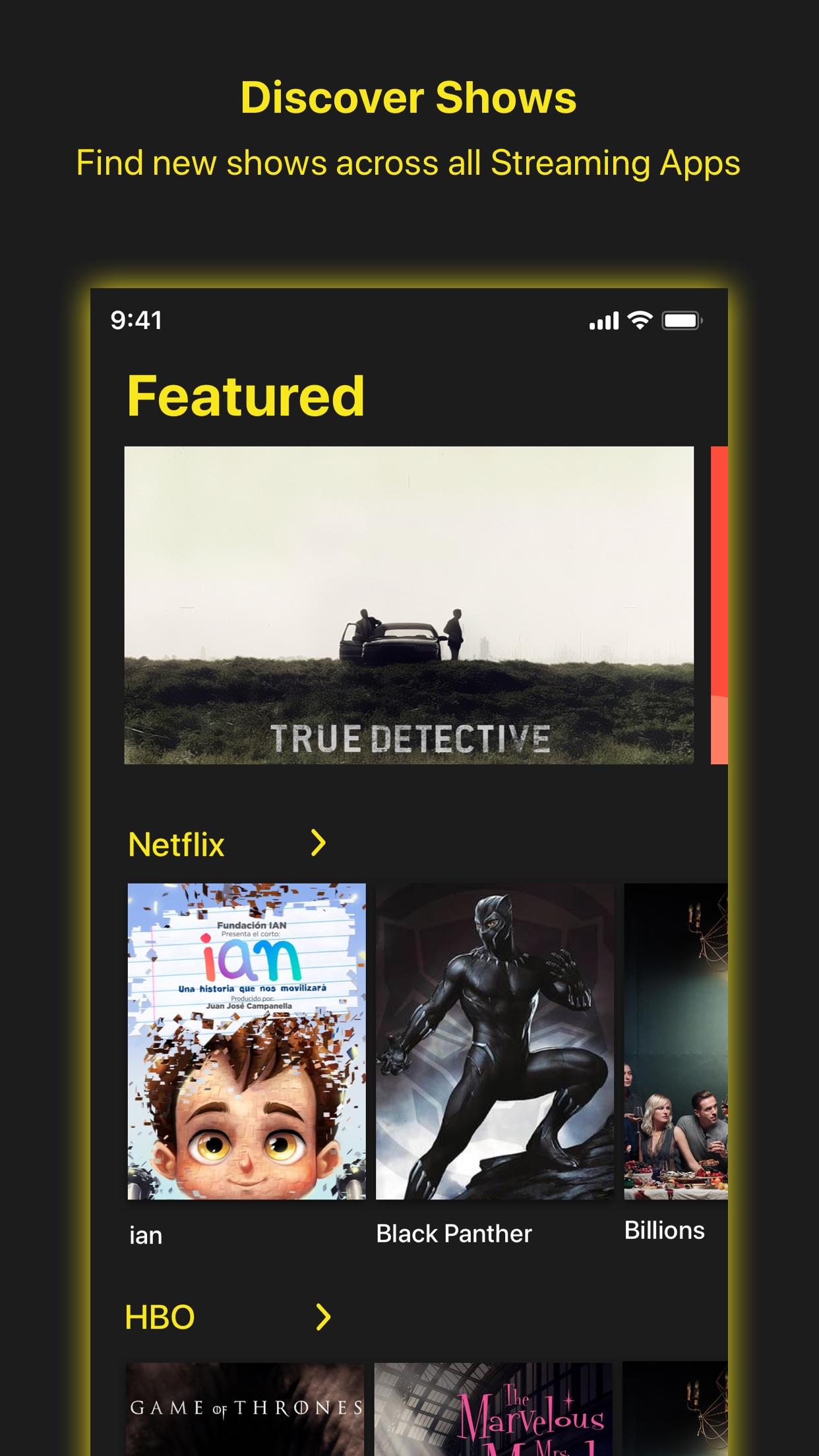 Peel TV Guide Screenshot