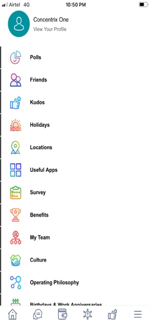 Concentrix ONE on the App Store