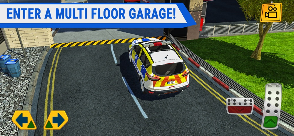 Multi Floor Garage Driver hack tool