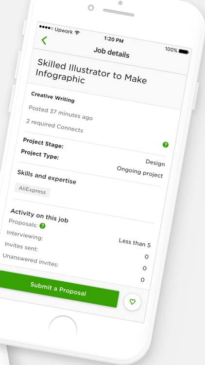 Upwork for Freelancers screenshot-1