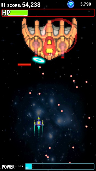 Screenshot for Galaxy Saga - Classic Shooter in Lebanon App Store